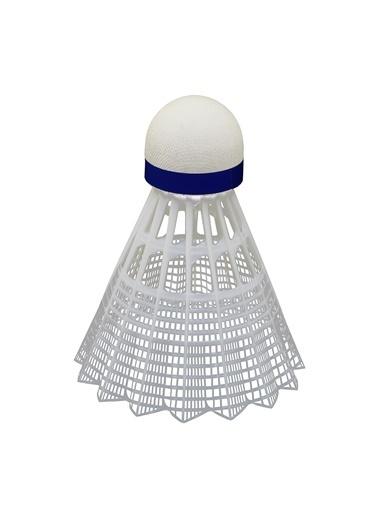 Yonex Yonex 190 Yonex s 350 6 lı Badminton Topu Beyaz